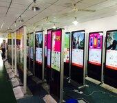 西安广告刷屏机出售,西安电子刷屏机,西安机场刷屏机