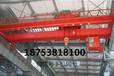 泰安低价出售10吨二手桥式双梁起重机花架旧双梁天车旧航吊二手行车