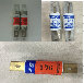 法國原裝A217373–A100P600-4E218918–A100P30-1熔斷器mersen