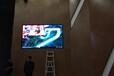 LED电子屏安装后系统调试参数设置内容播放