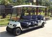 LEM-C8+3电动11人座高尔夫车,高尔夫球场专用车,观光车