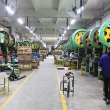 东莞五金加工厂厚街东尚五金制品厂设备齐全品质有保障