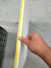 武汉国产穿孔石膏板质优价廉穿孔复合吸音板防潮防火图片