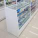 柯杰烤漆展柜定做西药玻璃柜台药店货架处方前柜矮柜厂家直销柯杰好药柜专业药店布局