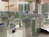 镀锌钢板风管铁皮风管白铁风管镀锌风管厂家制作及安装