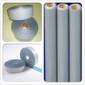 热转印反光银灰刻字膜服装印花反光刻字膜服装压花反光刻字膜