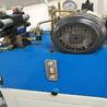 DS液压半自动切铝机铝型材切割机锯床厂家