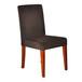 铁艺椅子家用餐厅餐椅美式复古实木家用铁艺椅子定做