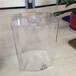 新品椭圆亚克力酒盒透明罩PET材质可定制
