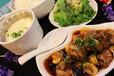 惠州快餐加盟连锁荤素搭配、营养均衡、3月可回本