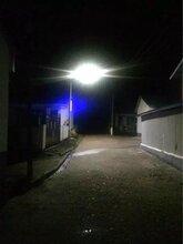 黑龙江密山市太阳能路灯厂家图片