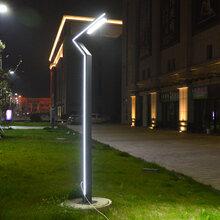 云南大理市太阳能路灯厂家图片