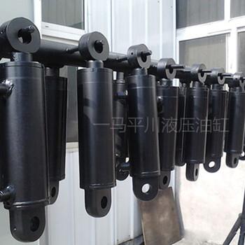 山東垃圾裝運車環衛車液壓油缸,鉆探機液壓油缸液壓缸定制