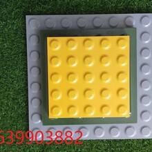 陕西铜川盲道砖厂家,铜川盲道砖质量a图片