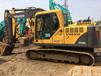 二手沃尔沃140挖掘机二手挖掘机价格表二手挖机机出售二手勾机