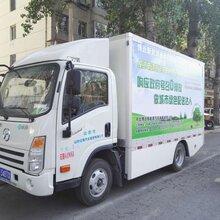 大运牌纯电动绿色环保汽车新能源汽车厢式货车直招代理图片