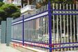 景德镇市小区/厂房/工/厂工业区/外墙围墙锌钢护栏南昌市中铁项目围栏