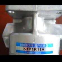 力推齿轮泵K1P4R11A