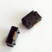 全塑防水MICROUSB母座全塑防水USB插座大电流防水USB连接器