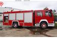 那曲国五消防车参数国五消防车生产厂家