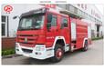 萨嘎县国三最低价专用消防车