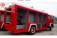 海南省直轄社區消防車參數社區消防車配件生產