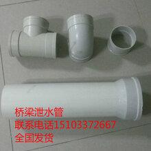 广东湛江PVC泄水管经销商125600顺天钢管图片