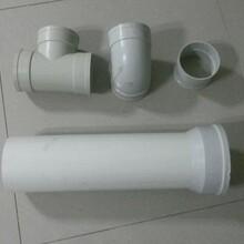 云南麗江PVC泄水管經銷商廠家圖片