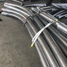 怀化过〓轨弯管厂家--异24小�r一推�]型弯管专业加工图片