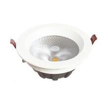 明晟商场照明节能高效LED筒灯性价比高图片
