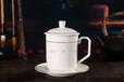 供应陶瓷礼品杯子可印LOGO