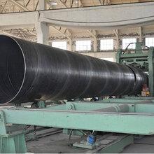 厂家供应大口径厚壁双面埋弧焊螺旋钢管诚信厂家