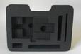 礼品首饰包装盒黑色EVA植绒内衬