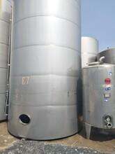 山東出售諾陽機械不銹鋼儲罐,食品級不銹鋼儲罐圖片