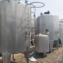 玉溪諾陽機械二手不銹鋼儲罐,立式臥式不銹鋼儲罐圖片