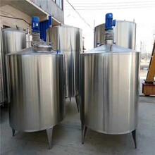 供應不銹鋼儲罐廠家直銷,食品級不銹鋼儲罐圖片