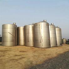 出售諾陽機械不銹鋼儲罐廠家直銷圖片
