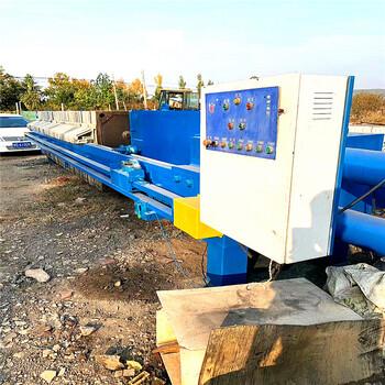 山东景津压滤机全自动压滤机规格,隔膜压滤机
