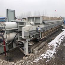 景津壓濾機箱式壓濾機,直銷壓濾機廠家直銷圖片