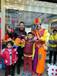 1204生日小丑-小丑气球暖场-小丑派发气球小丑魔术气