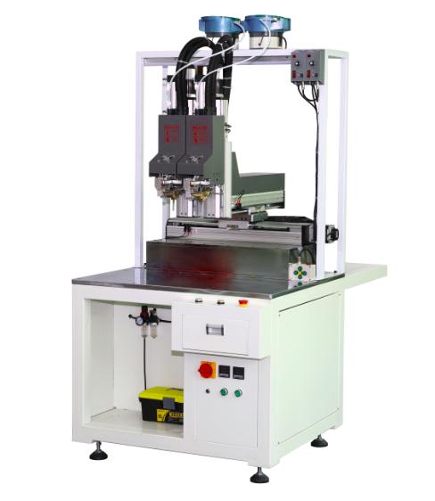 自动螺母埋植机、自动埋钉机、自动螺母植入机、螺母植入塑胶机