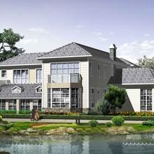 厂家直销轻钢别墅度假别墅集成房屋被动式房屋