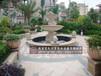 園林景觀裝飾石材水缽大理石噴泉安裝設計石雕噴泉水缽制造廠家