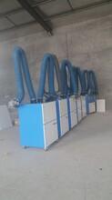 移动式焊锡烟雾净化器打磨抛光除尘设备