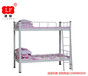 内蒙古铁架双人床卡式结构安装方便