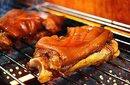 广州黄埔哪里学烤猪蹄技术比较好,食为先培训图片