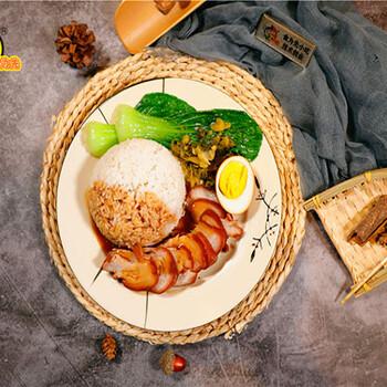 东莞学做隆江猪脚饭难吗价格多少钱大概?