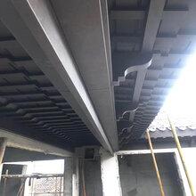 热卖复古屋檐门头角铝合金斗拱中式工程装修别墅檐口装饰斗拱铝板图片
