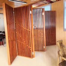 厂家直销木纹色铝方管室内铝合金隔断墙四方管型材料木纹铝方管图片