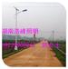 广西南宁6米单臂太阳能路灯直销LED太阳能路灯厂家